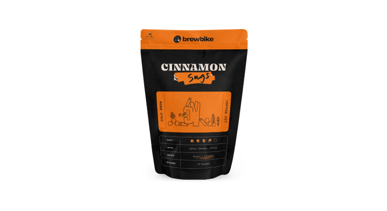 Cinnamon Sugar Brew