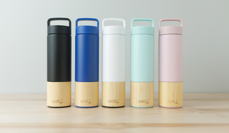 Welly thermos