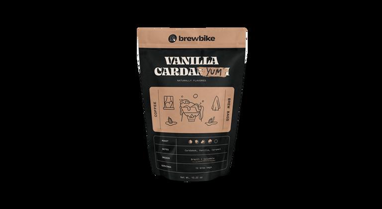 Vanilla Cardamom Brew