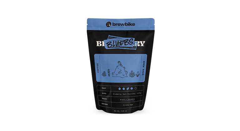 Blueberry Brew