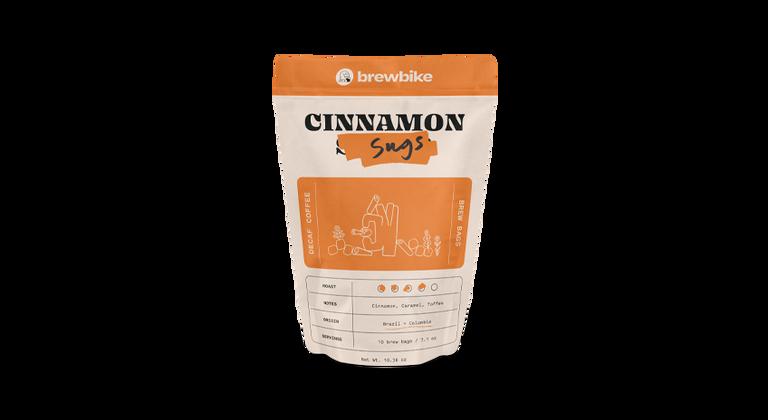Decaf Cinnamon Sugar Brew