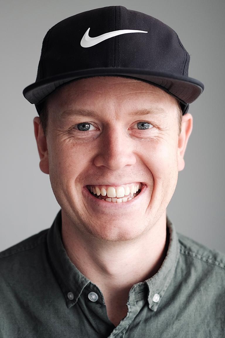 Portrait of Henrik Larsson
