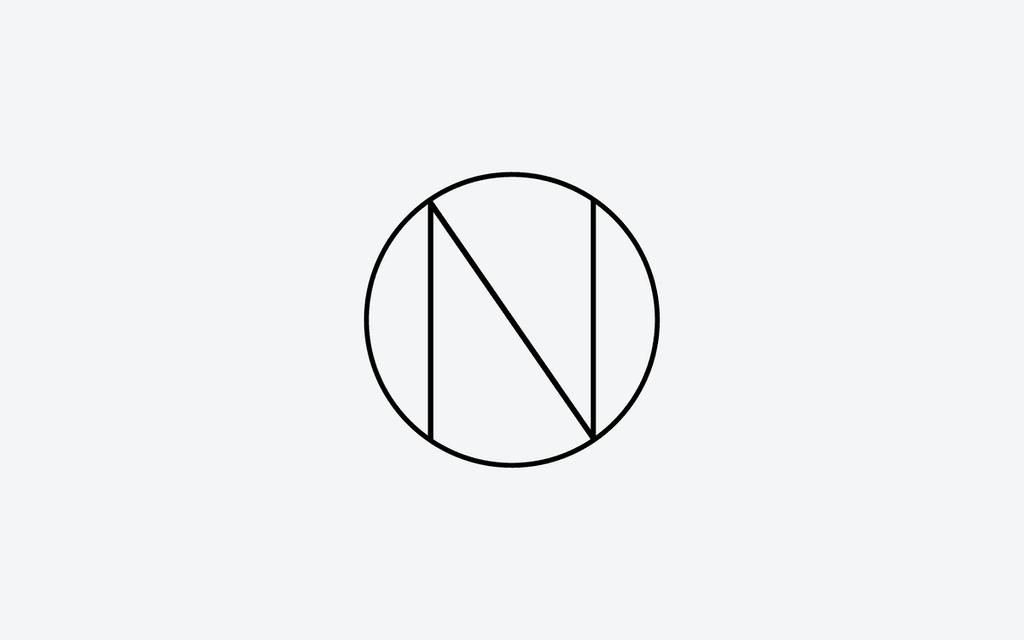 Logotype for Nabo in Sweden