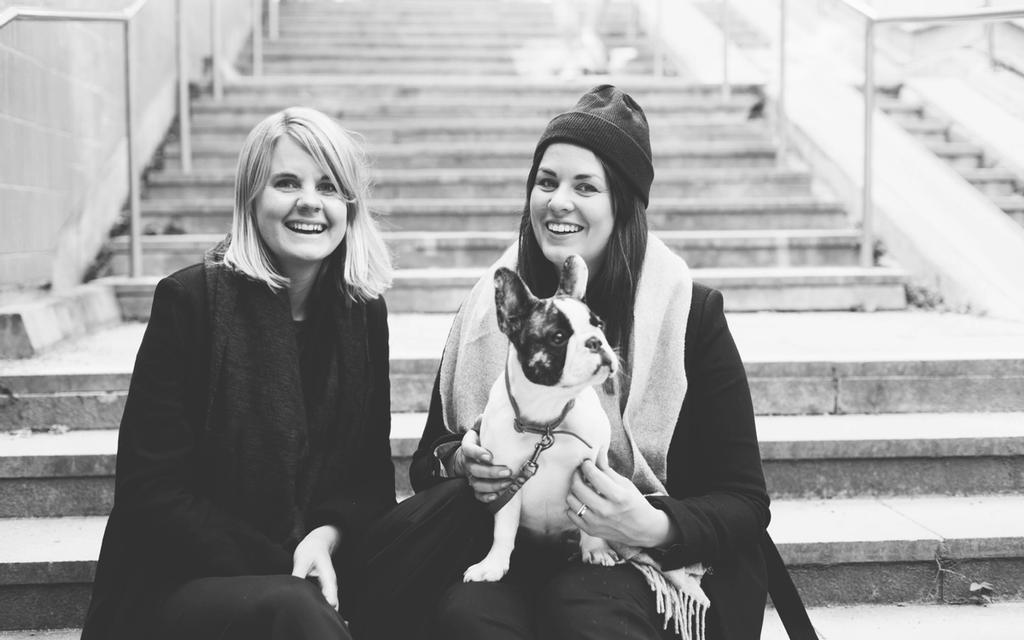 Lizette and Sofie - Founders of Nabo