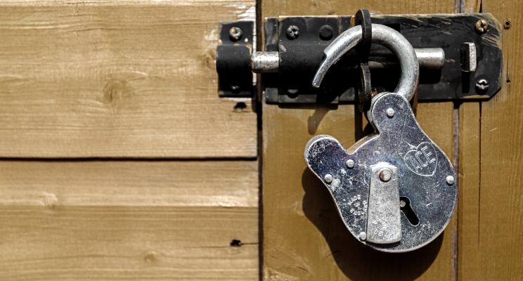 Broken lock is a metaphor for broken authorization