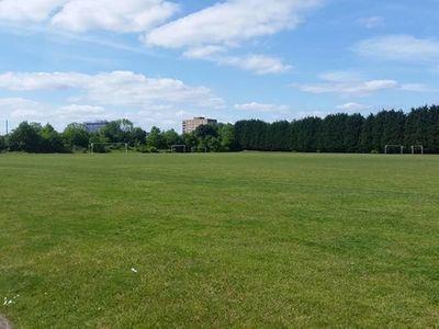 Orpington Rovers ground