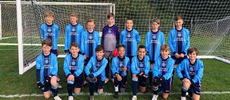 Photo of 2020-2021 blue squad