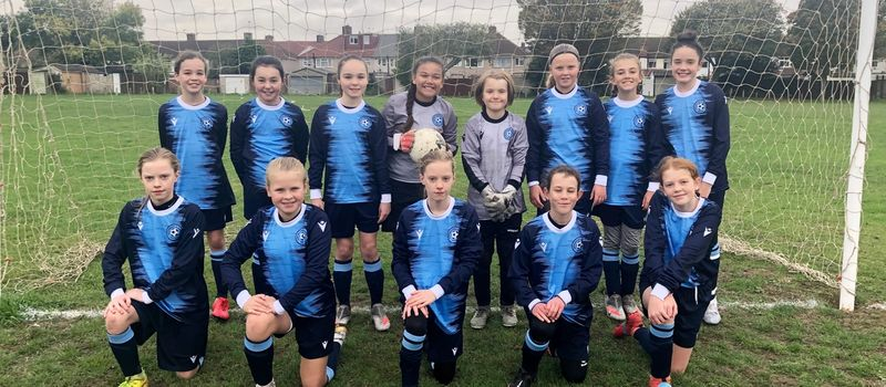 Photo of 2020-2021 girls team