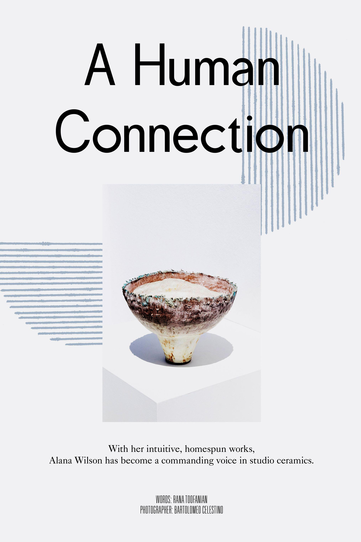 Rika Magazine issue no. 17 custom typography design