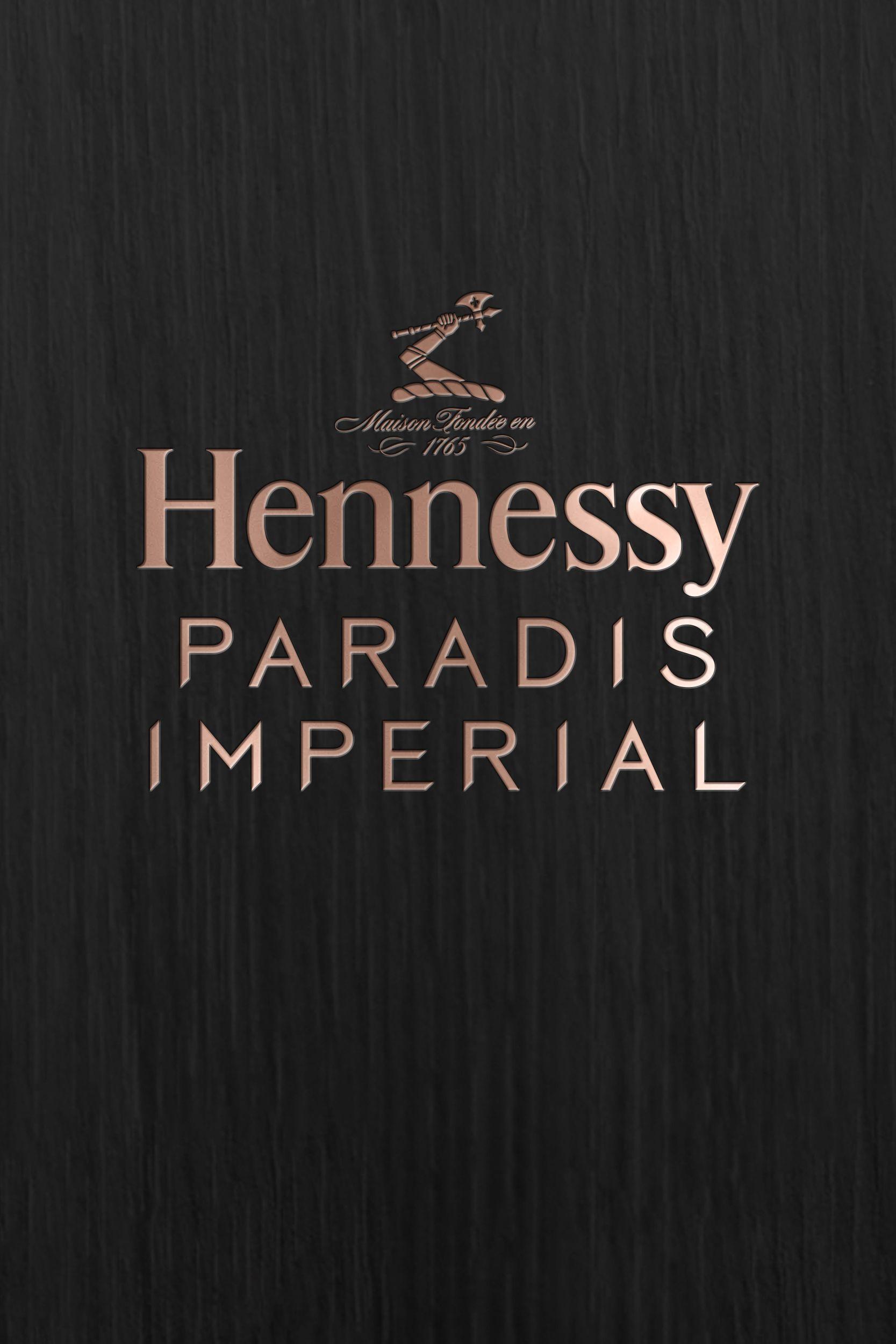 Hennessy Paradis Impérial logo design
