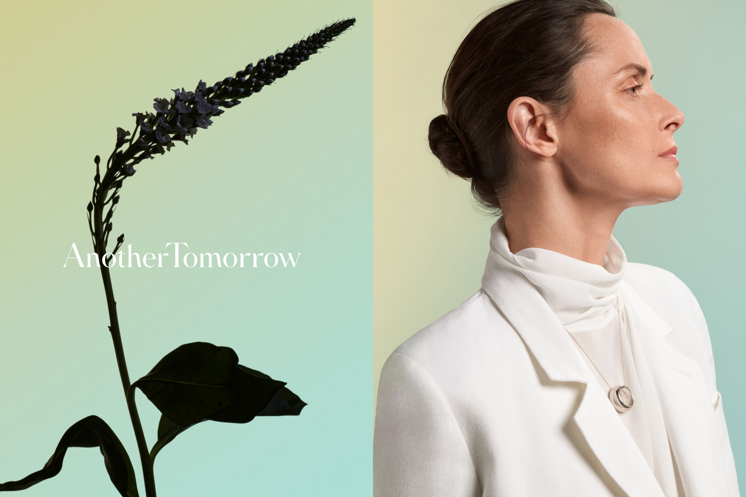 Another Tomorrow campaign art direction