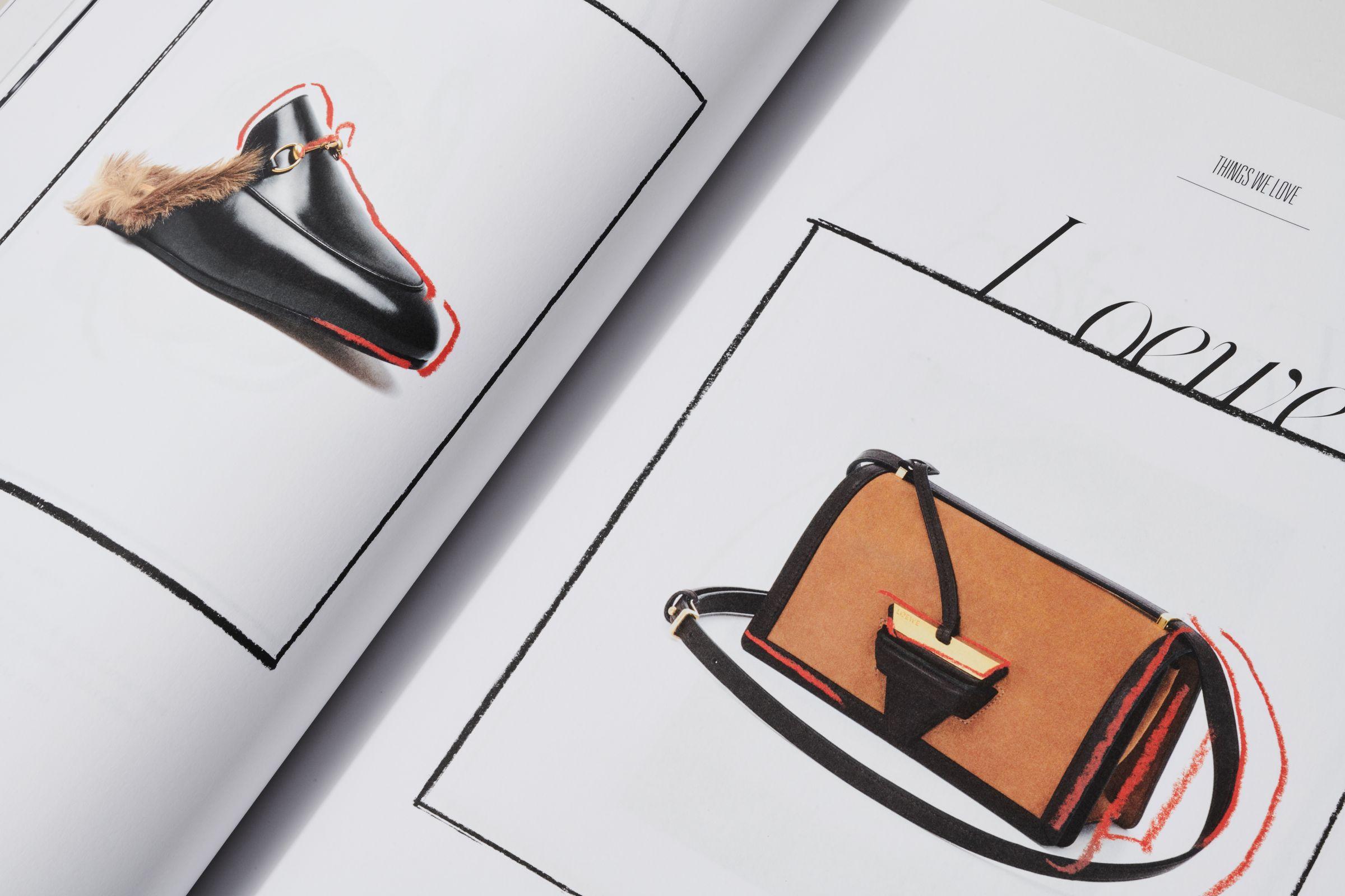 Rika Magazine issue no. 13 Things We Love Loewe