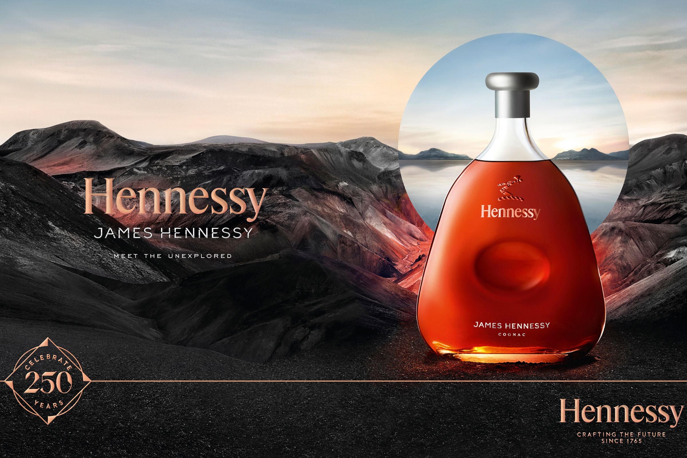 James Hennessy campaign image