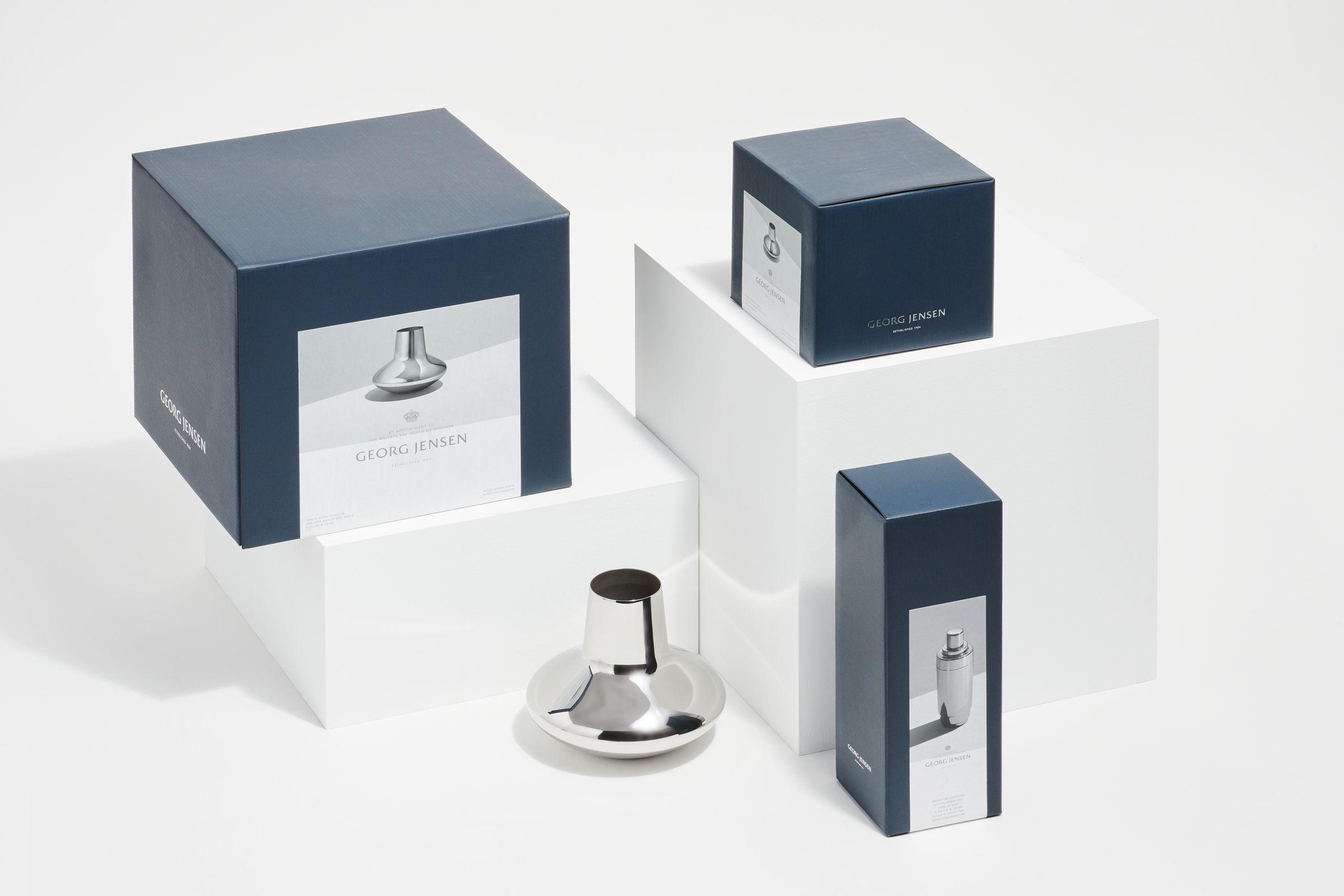 Georg Jensen packaging design