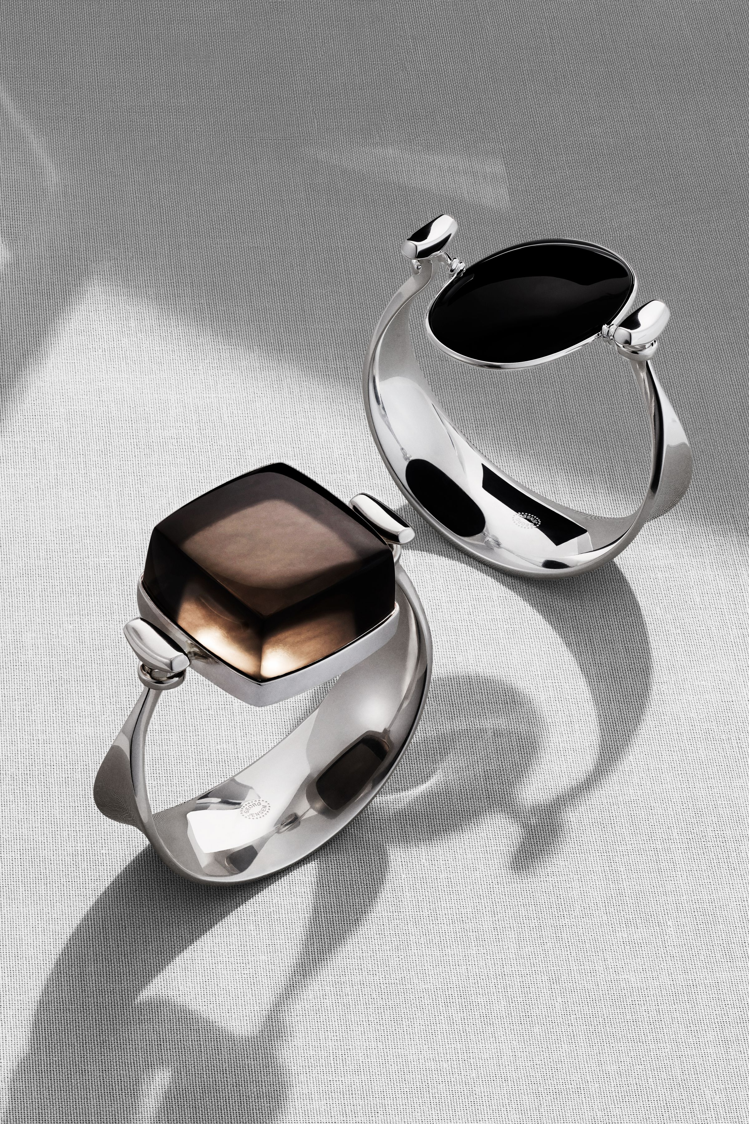 Georg Jensen still life campaign photographed by Toby McFarlan Pond