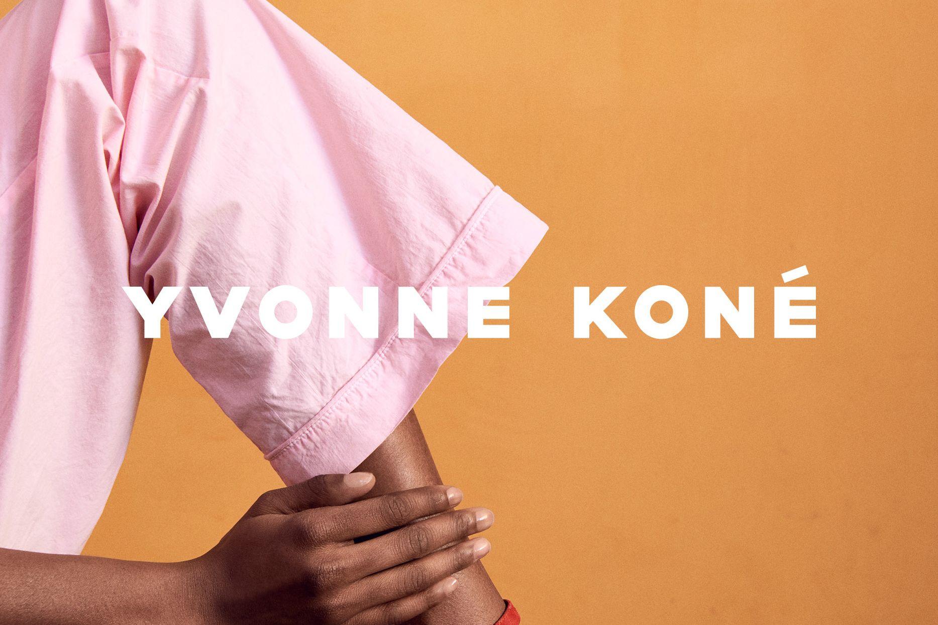 Yvonne Koné logo