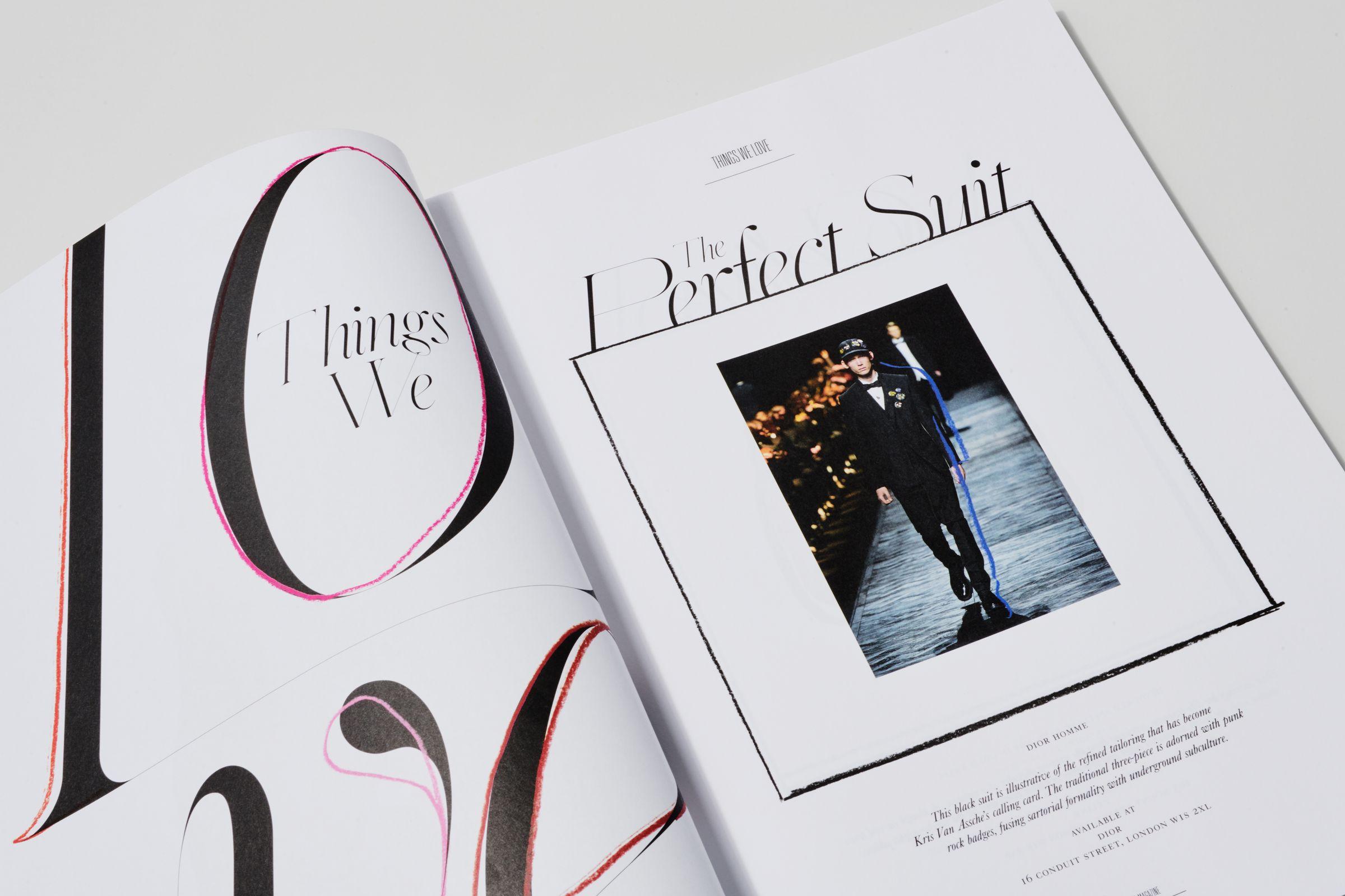 Rika Magazine issue no. 13 Things We Love