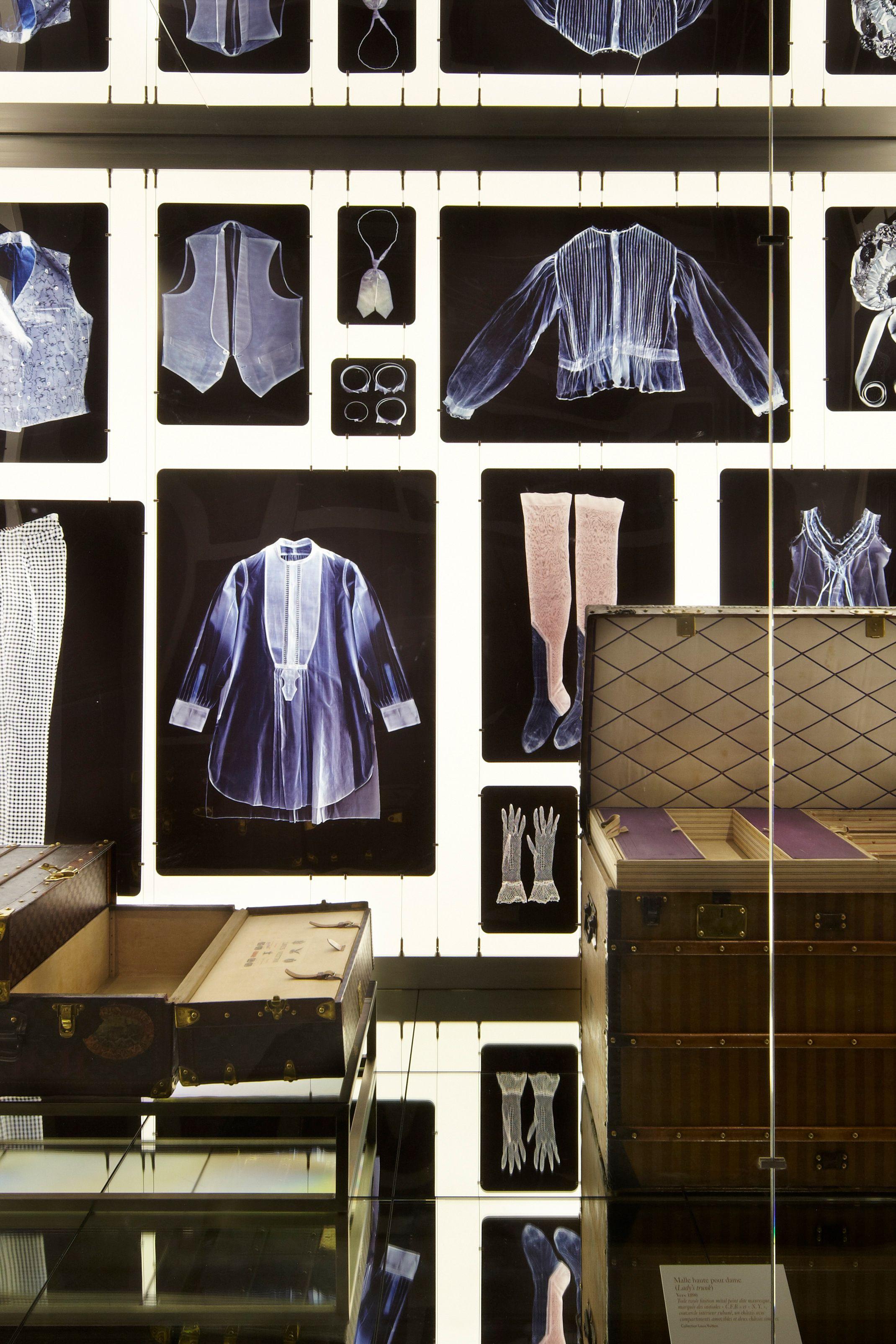 Louis Vuitton Marc Jacobs exhibition at the Musée des arts decoratifs