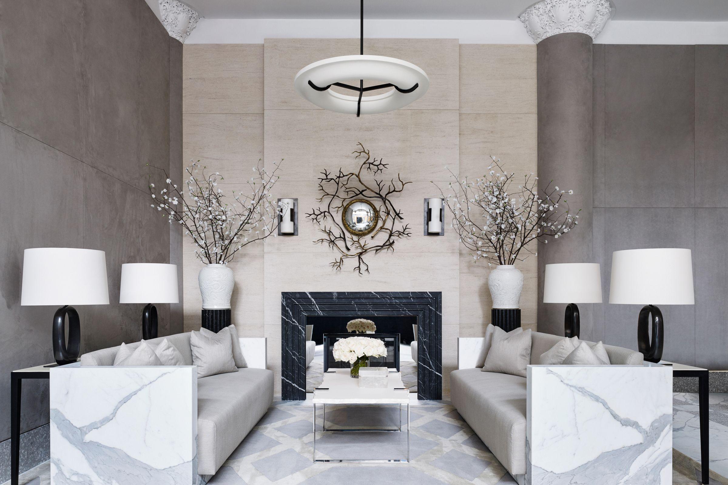 40 Bleecker lobby by Ryan Korban interior photography