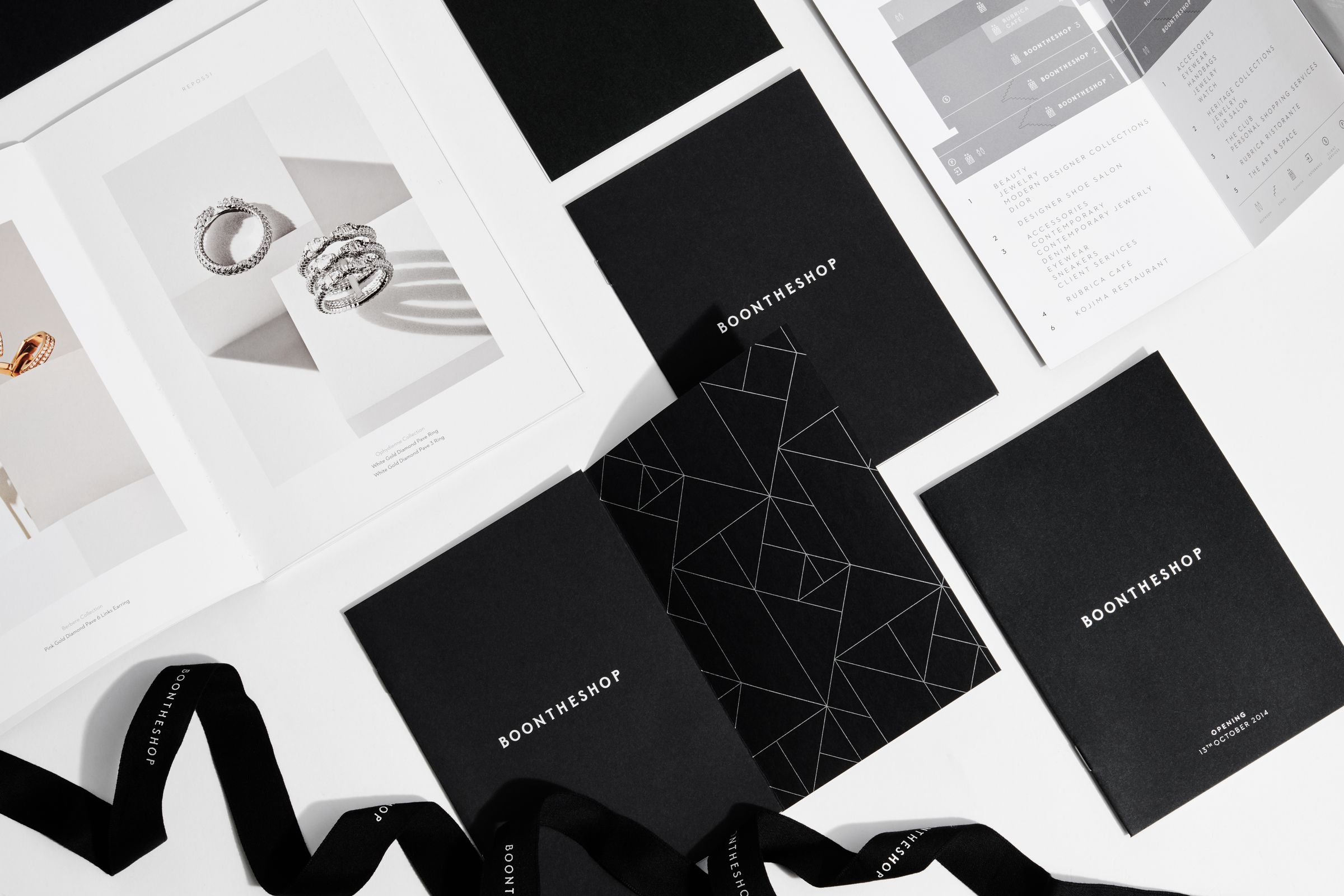 BOONTHESHOP collateral design