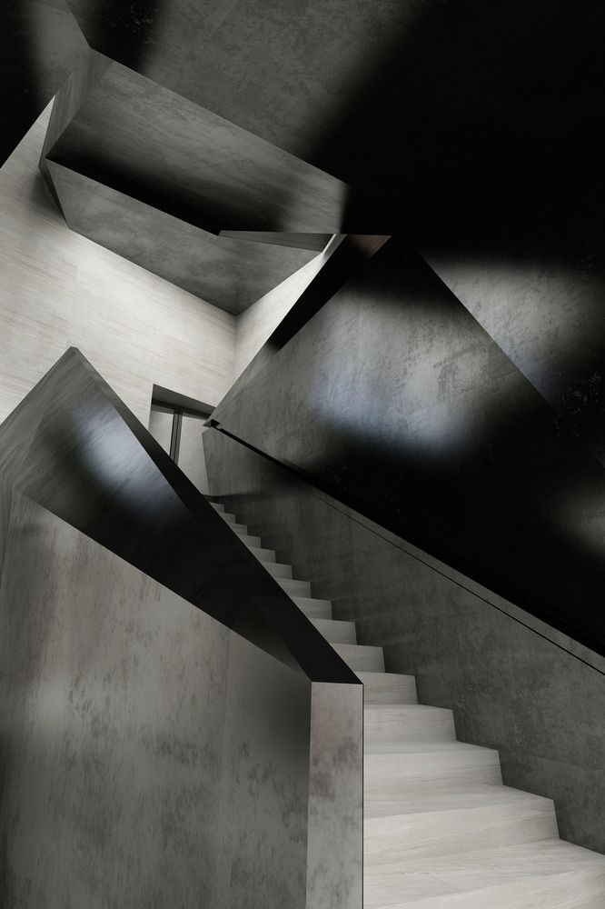 BOONTHESHOP flagship building interior by Peter Marino Architects