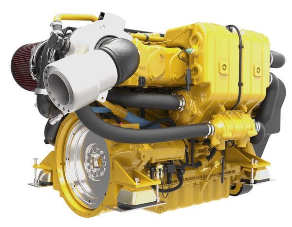 C7.1 - Marine Propulsion - 209 bKW 2300 RPM