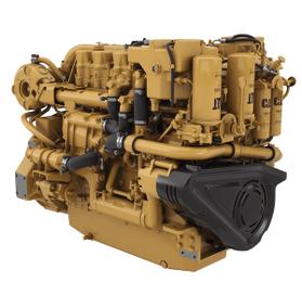 C18 - Marine Propulsion - 350 bKW 1800 RPM