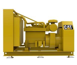 CAT C7.1 - Emergency genset - 163 eKW 1800 RPM