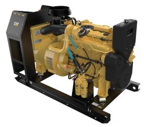 C7.1 - Marine Genset - 100 eKW 1500 RPM