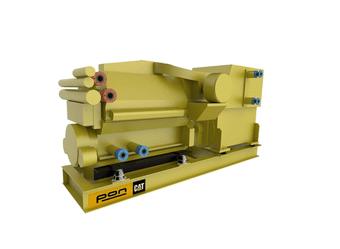 CAT 3516E - Propulsion genset - 2250 eKW 1800 RPM
