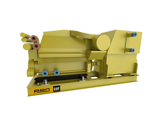 CAT 3512E - Propulsion genset - 1700 eKW 1800 RPM