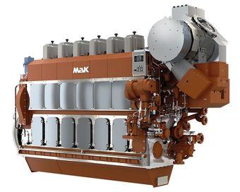 MaK 6M32E
