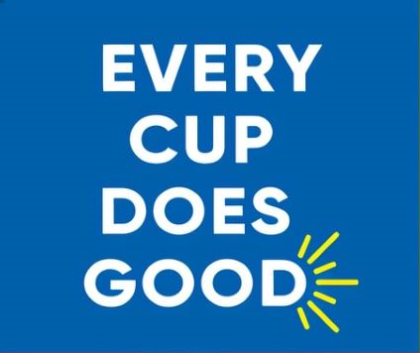 every cup does good