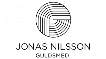 Jonas Nilsson guldsmed shop logo