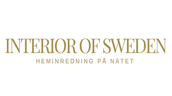 Interior of Sweden shop logo