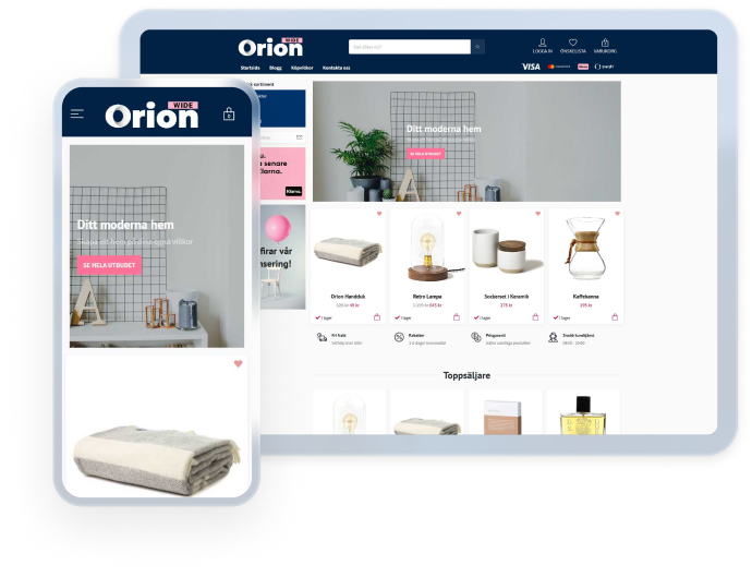 Theme orion wide