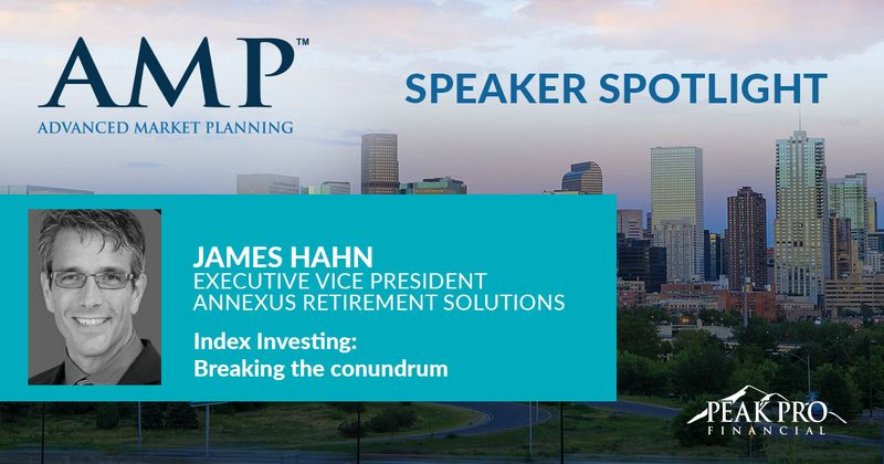About the Speaker: James Hahn