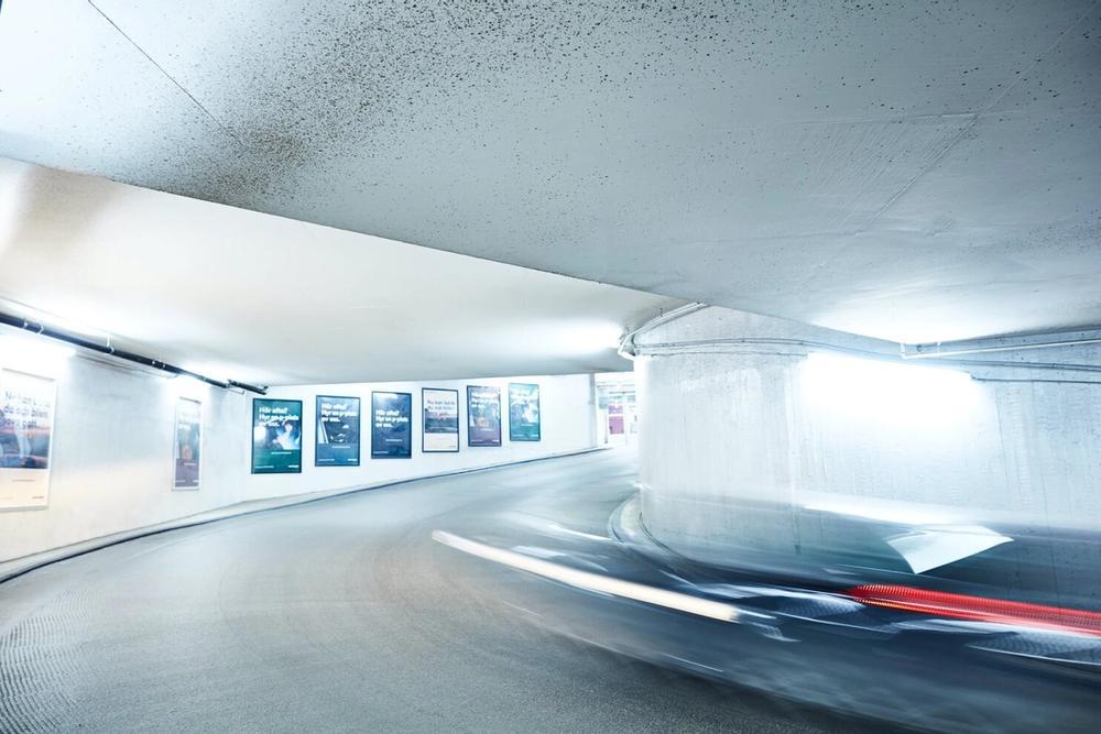 Aimo Park - garage
