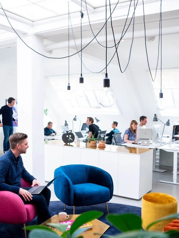 Our office in Stockholm