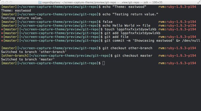 Improve your terminal with ZSH and Oh-My-Zsh