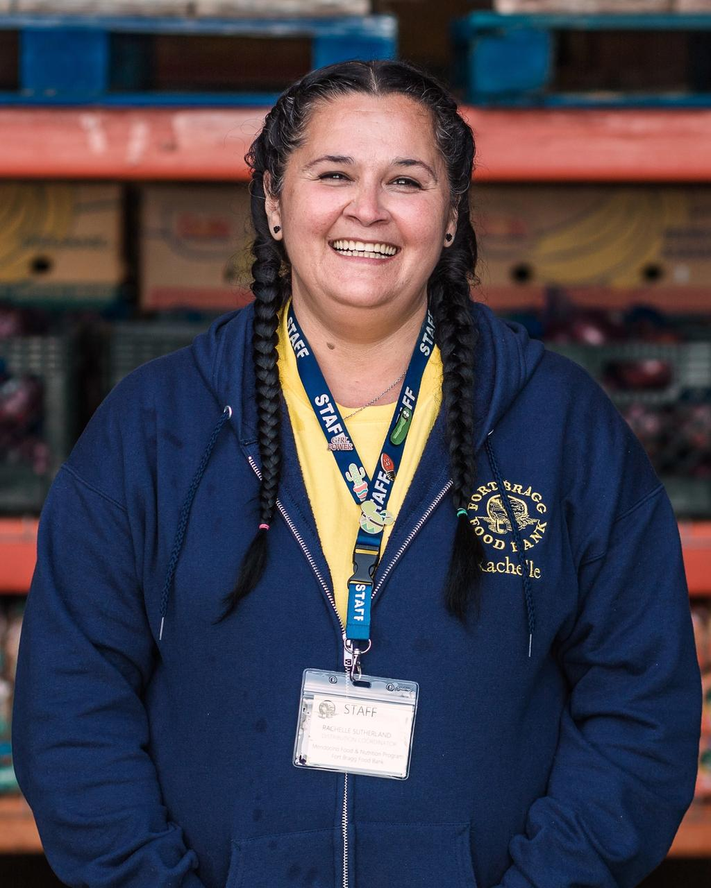 Rachelle Sutherland, Outreach Coordinator
