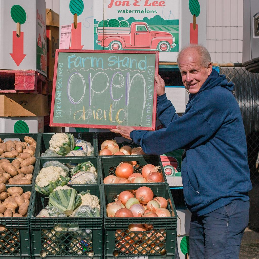 Community Produce Stand
