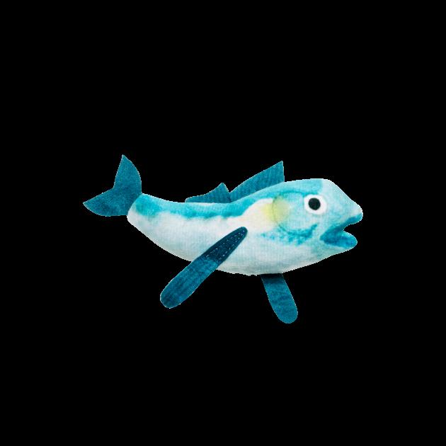 Cat Person tuna catnip toy