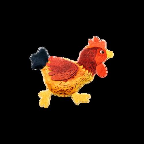 Cat Person chicken catnip toy