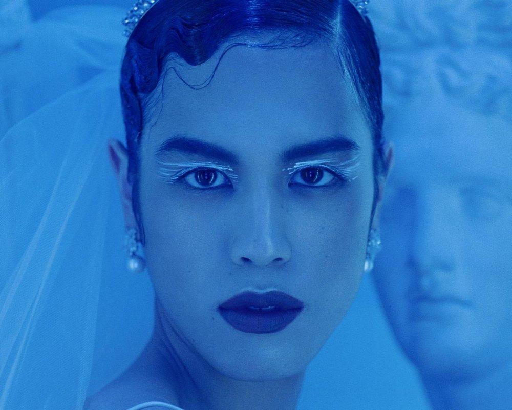 Dara for Mac Viva Glam 25 Anniversary Campaign, by RoAndCo Studio