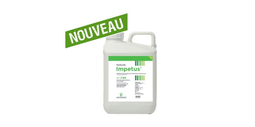Nouveauté herbicide céréale
