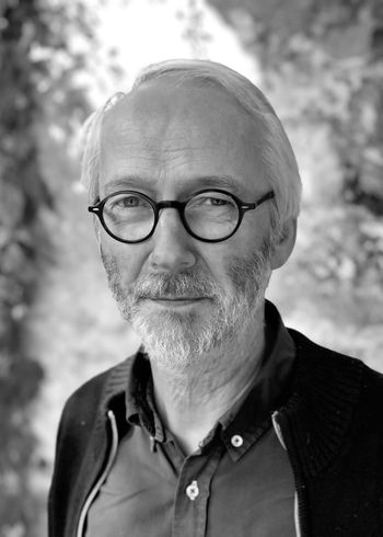 Portret van Johan Wambacq