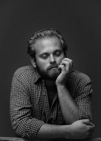 Portret van Simon Van Buyten