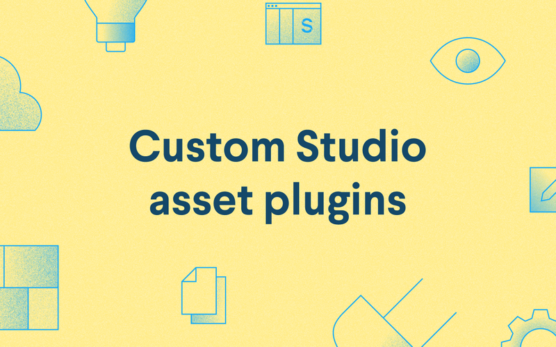 Custom asset source plugins