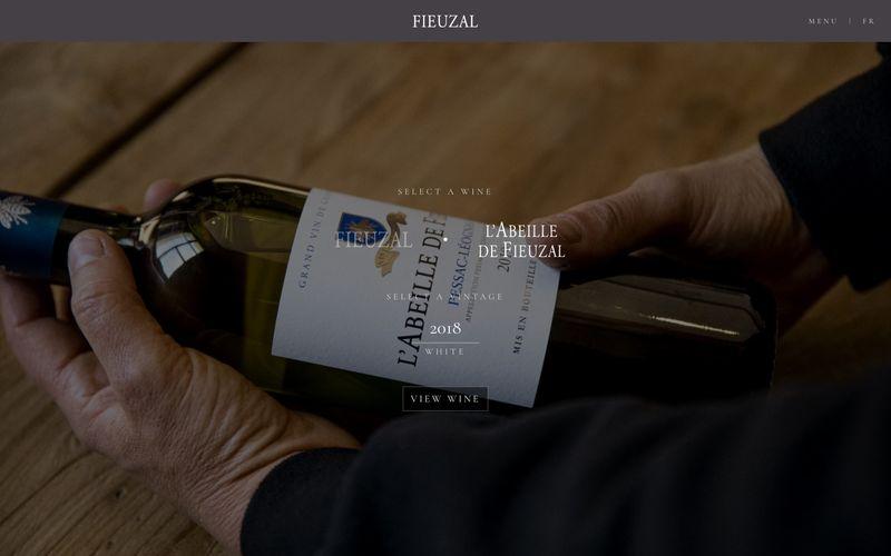 Wine selector